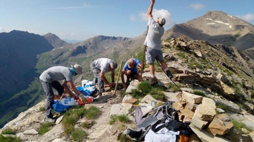 Hautes-Alpes : le col des Tourettes, haut lieu de la Résistance