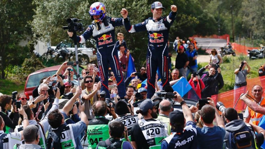Hautes-Alpes : Sébastien Ogier s'adjuge le Tour de Corse