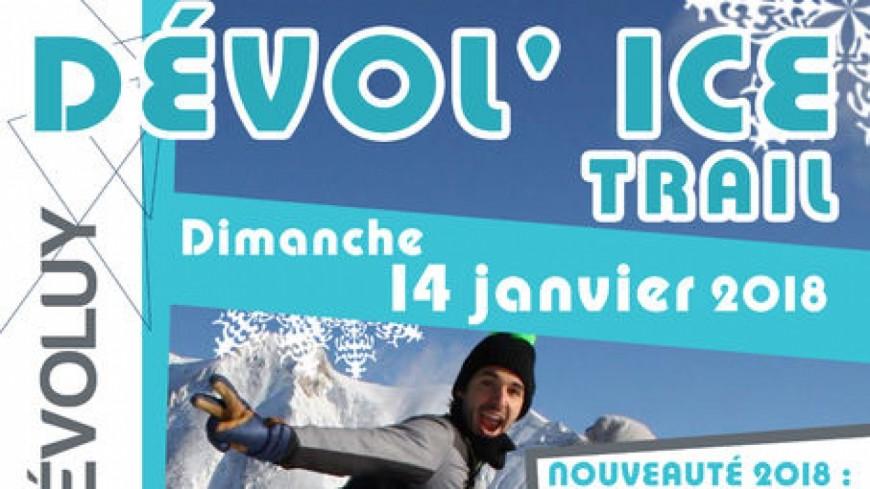 Hautes-Alpes : 2ème édition du Dévol'Ice trail dimanche