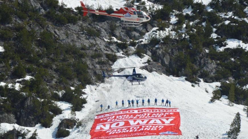 Hautes-Alpes : deux entreprises d'hélicoptères « escroquées ? » par Génération Identitaire