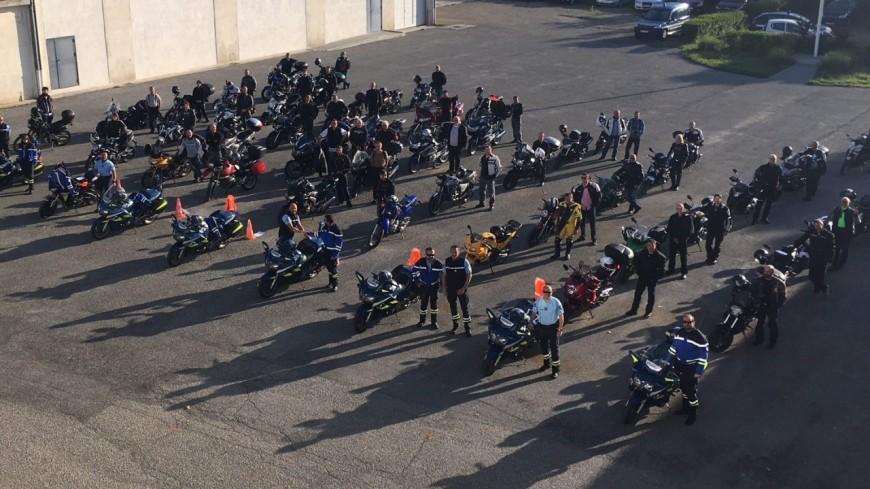 Hautes-Alpes : plus de 100 motards à la journée sécurité des gendarmes