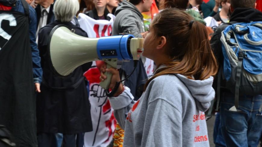 Alpes du Sud : [MAJ] mobilisation des lycéens contre la politique du gouvernement