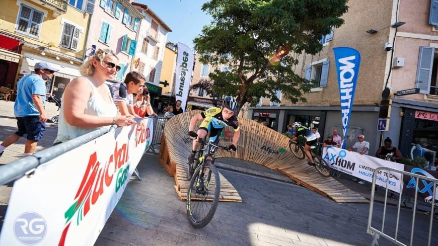 Alpes de Haute-Provence : l'Urban Cross VTT à Gréoux les Bains !