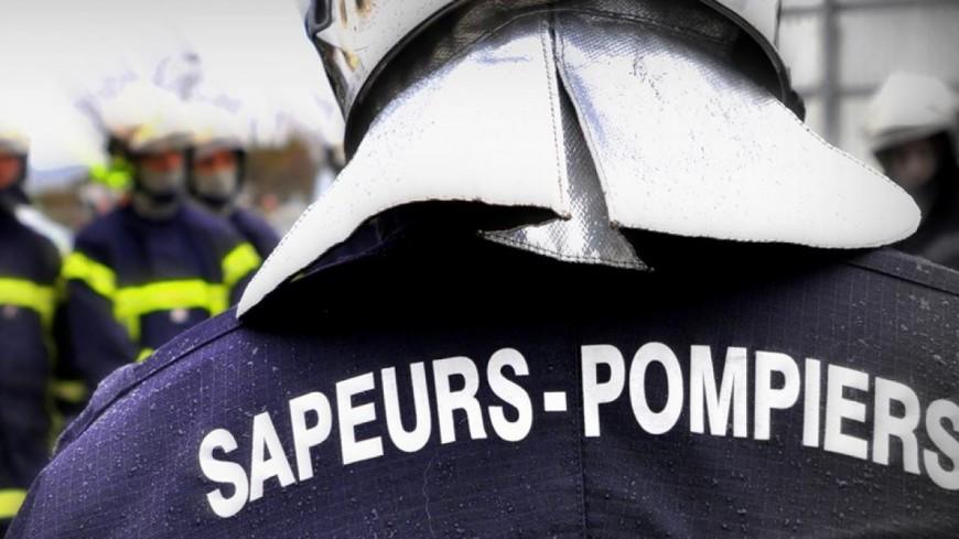 Alpes de Haute-Provence : une maison ravagée par les flammes à Saint-Étienne-les-Orgues