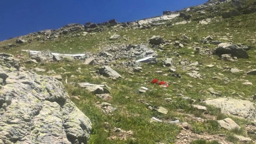 Hautes-Alpes : [MAJ] deux morts dans le crash d'un planeur près de Prapic