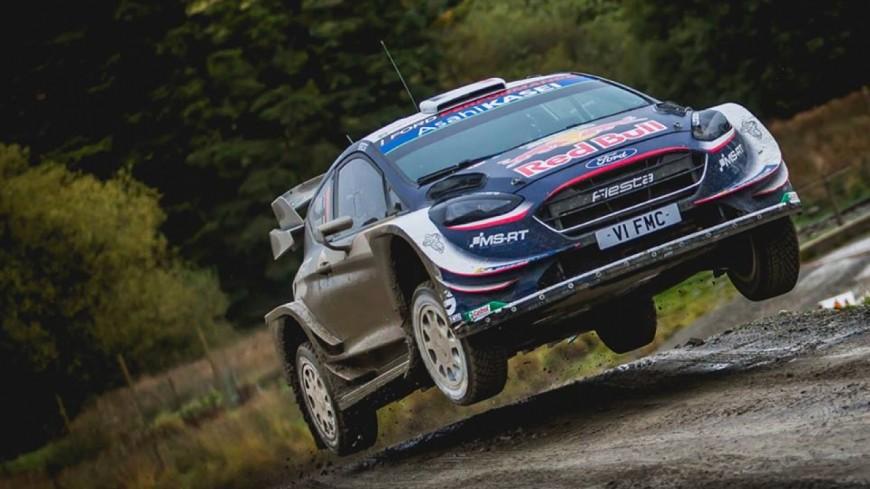 Hautes-Alpes : Sébastien Ogier s'empare du Rallye de Grande-Bretagne !