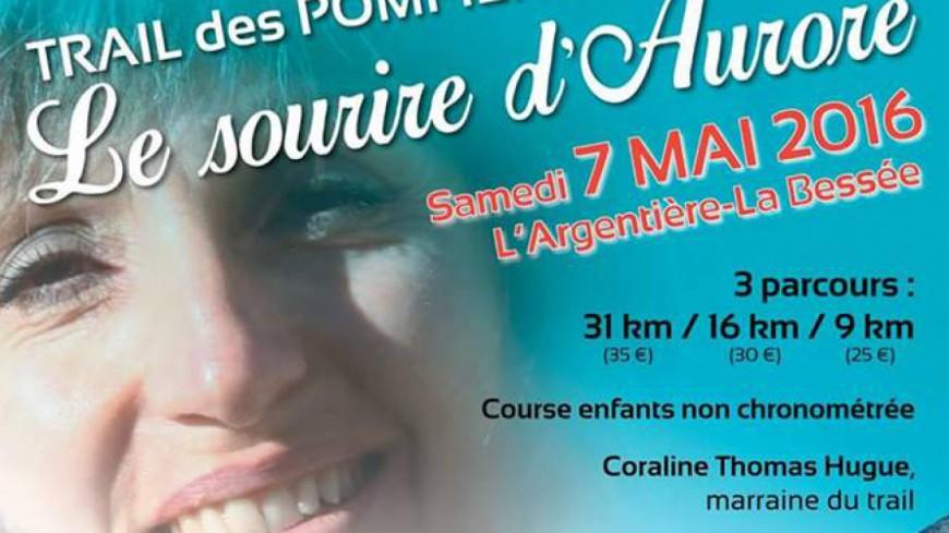 Hautes-Alpes : l'Argentière court pour Aurore samedi