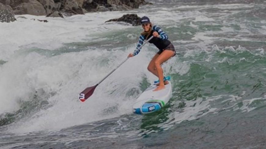 Alpes de Haute-Provence: Olivia Piana titrée championne du monde de Stand-Up  Paddle