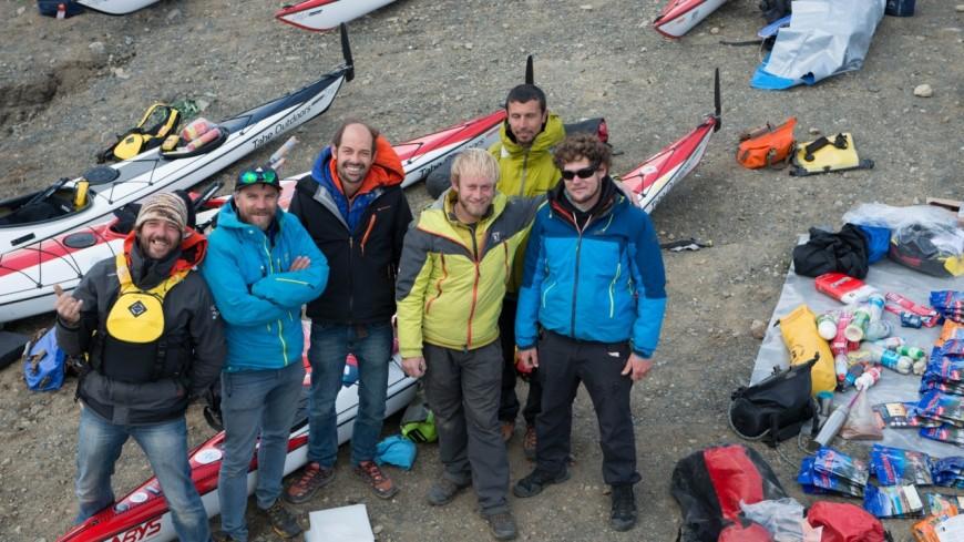 Hautes-Alpes : des kayakistes à la conquête du Cap Horn