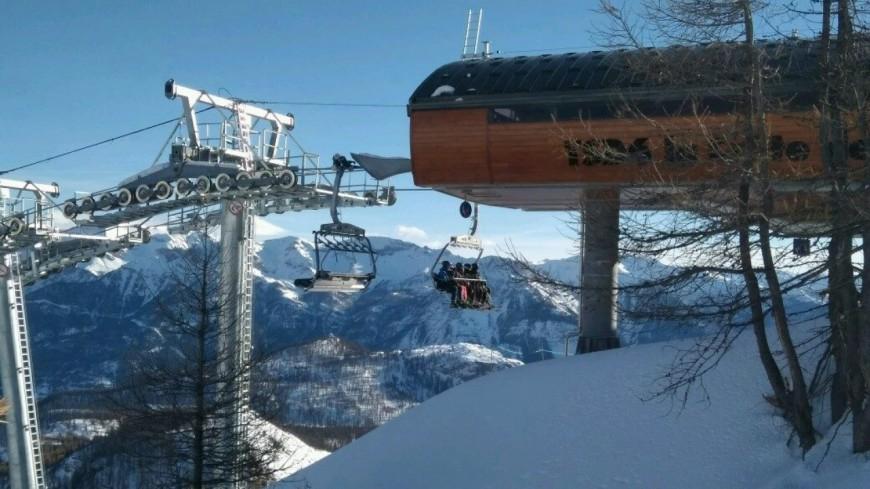 Hautes-Alpes : un télésiège six places pour Puy-Saint-Vincent