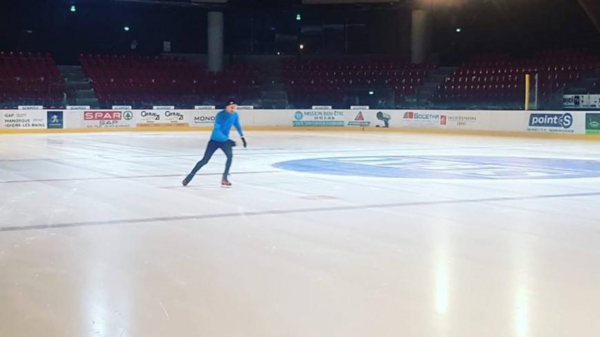 Hautes-Alpes : Stéphane Ricard va s'essayer au hockey avec les Rapaces