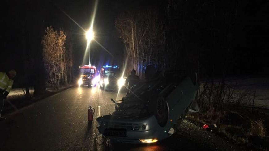 Alpes de Haute-Provence : nuit du nouvel an, plusieurs secours pour les pompiers de Barcelonnette