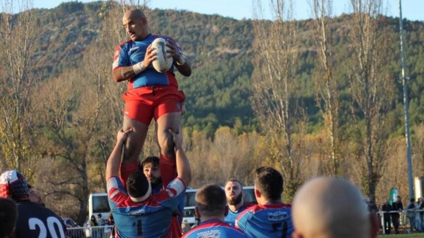 Alpes de Haute-Provence : le Rugby Club Dignois accroche face à St Saturnin