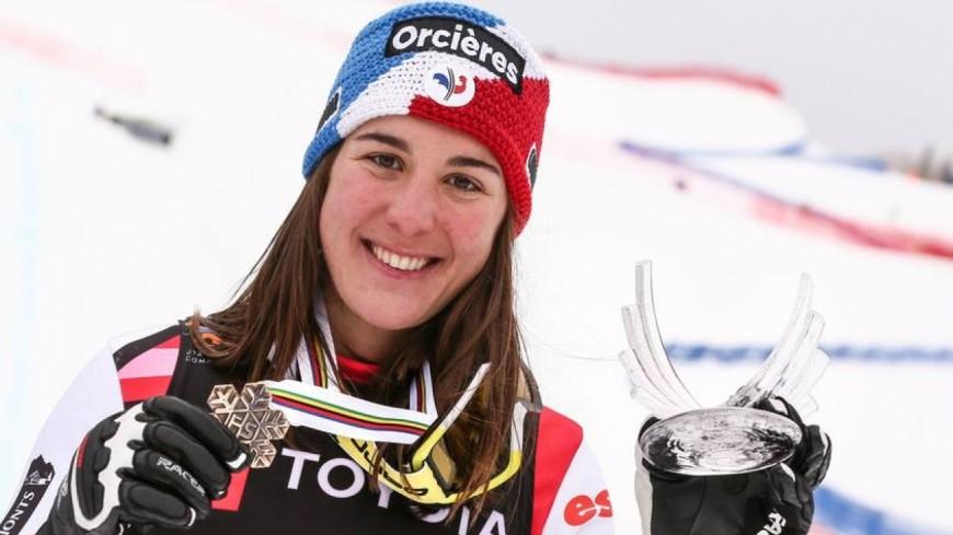 Hautes-Alpes : Alizée Baron en bronze !