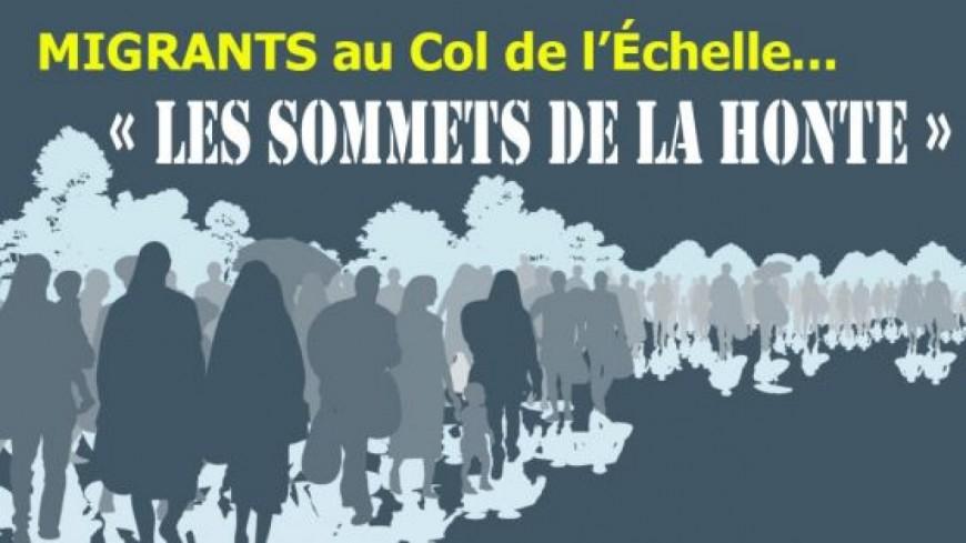 Hautes-Alpes : migrants, une lettre ouverte à Emmanuel Macron