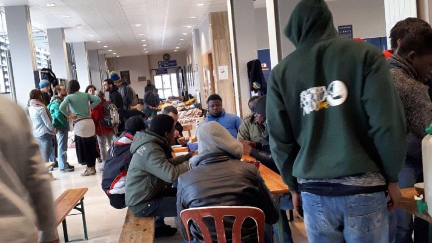 Hautes-Alpes : l'occupation de la gare de Briançon au cœur de la plénière