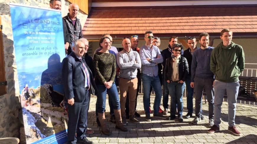 Alpes du Sud : Serre-Ponçon aura son grand trail en 2020