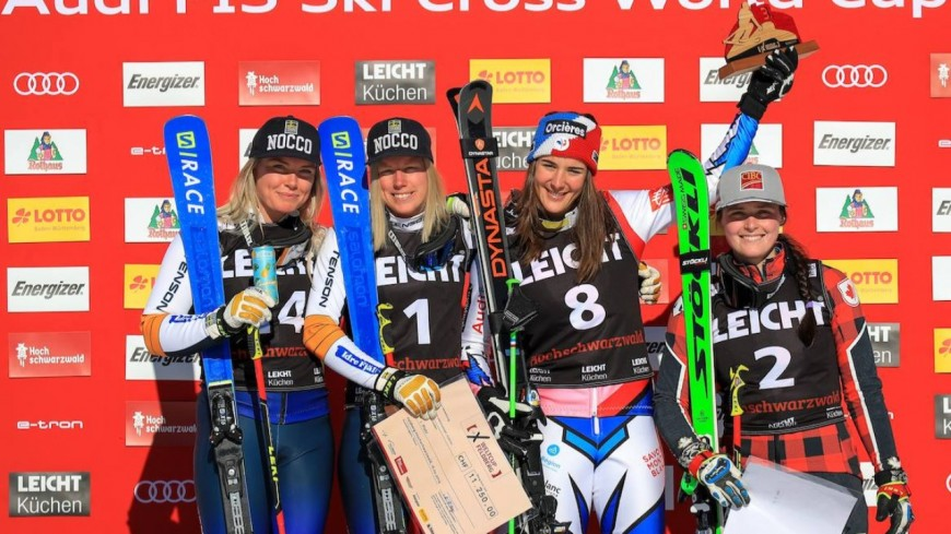 Hautes-Alpes : Alizée Baron encore en bronze en Allemagne !