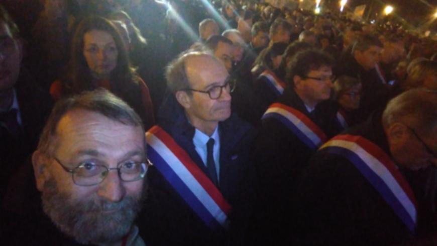 Hautes-Alpes : Joël Giraud appelle la nation à faire bloc « contre la haine de l'autre »