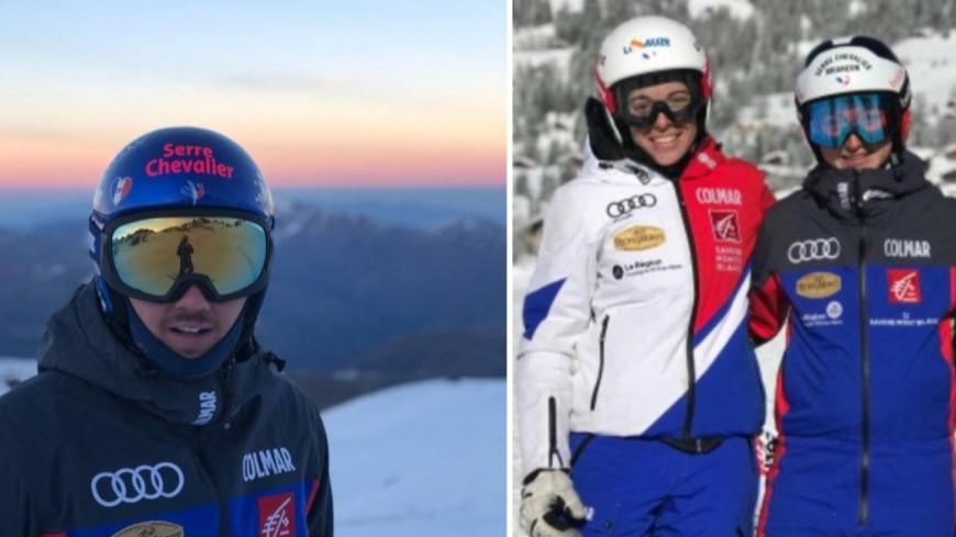 Alpes du Sud : trois Alpins en lice pour la Coupe du Monde de ski ce week-end