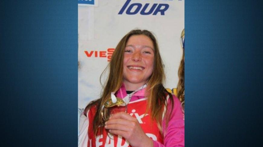 Hautes-Alpes : Maelle Veyre a remporté la quatrième étape des championnats de France de ski de fond U17