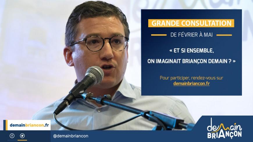 Hautes-Alpes : municipales de 2020, A. Murgia lance une consultation dans le Briançonnais