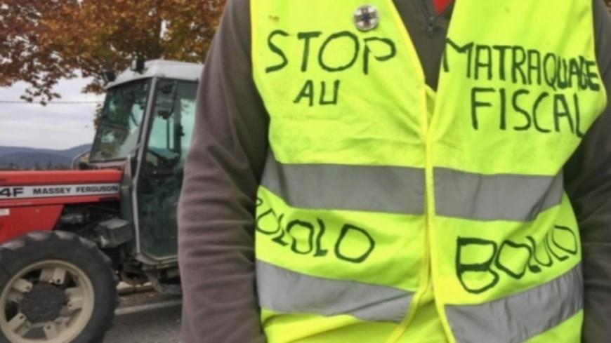 Hautes-Alpes : tensions à Laragne-Montéglin entre les gilets jaunes et le maire