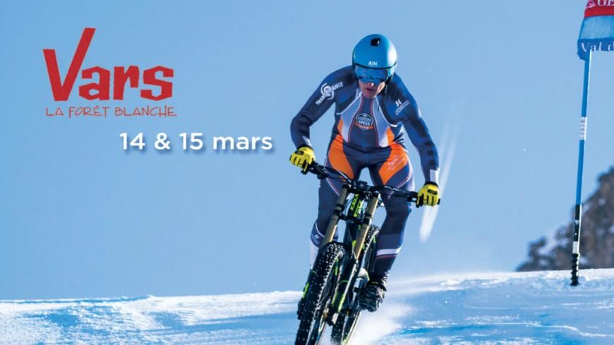 Hautes-Alpes : le Baron Rouge revient à Vars pour l'Alpine Snow Bike
