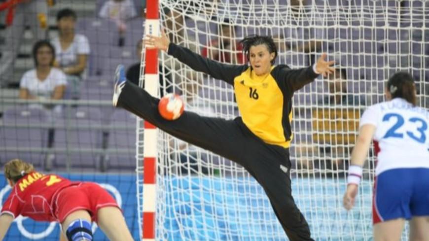 Alpes de Haute-Provence : Valérie Nicolas, l'ancienne gardienne de l'équipe de France de handball, à Digne les Bains