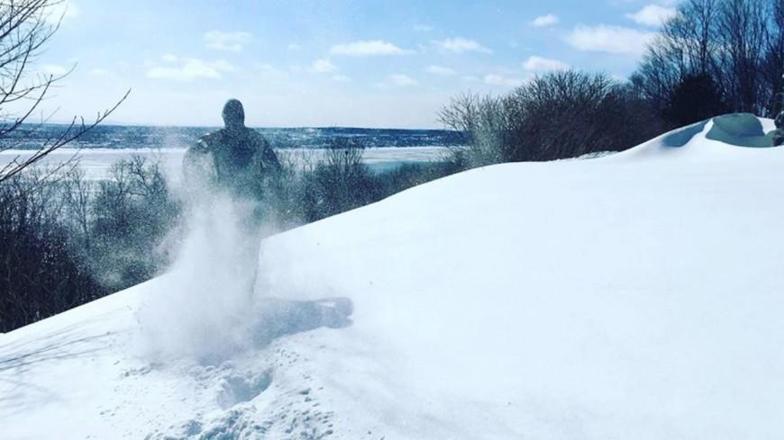 Hautes-Alpes : Stéphane Ricard, première participation au pentathlon d'hiver