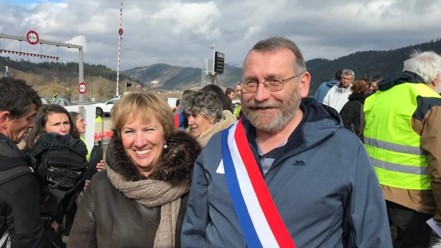 Hautes-Alpes : 250 manifestants pour défendre la ligne des Alpes