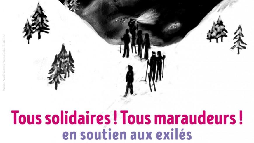 Hautes-Alpes : une grande maraude solidaire le 15 mars à Montgenèvre