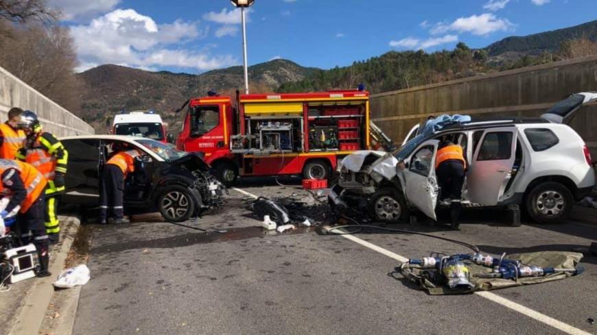 Alpes de Haute-Provence : grave accident de la circulation à Digne