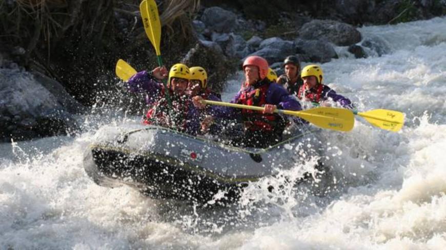 Hautes-Alpes : les premiers championnats de France Open de Rafting se tiendront à l'Argentière