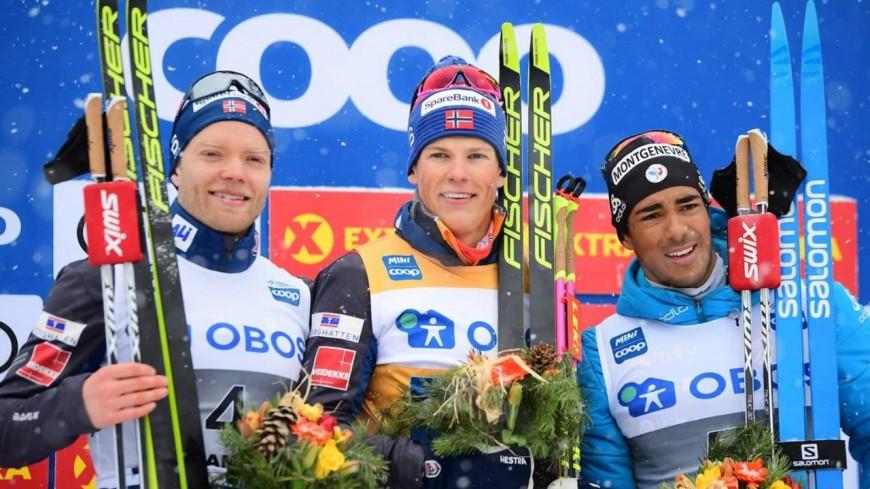 Hautes-Alpes : Richard Jouve termine troisième à Drammen