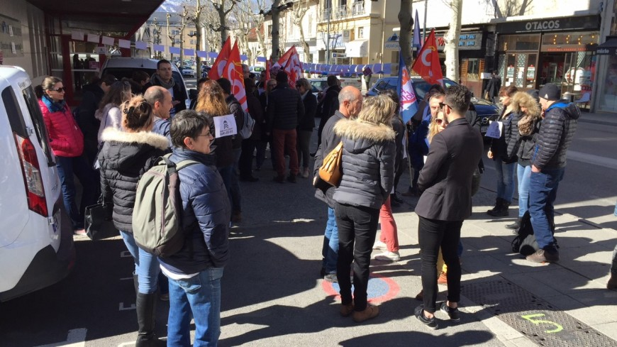 Hautes-Alpes : finances publiques, les syndicats vent debout contre un plan de la direction nationale