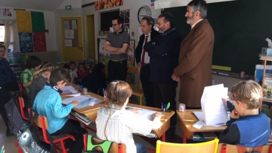 Hautes-Alpes : les élèves d'Aiguilles et de Réallon soumettent des propositions de lois
