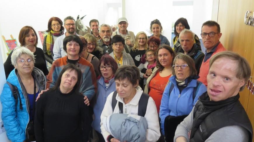 """Hautes-Alpes : des résidents de """"La Chrysalide"""" et """"La Source"""" exposent leurs créations"""