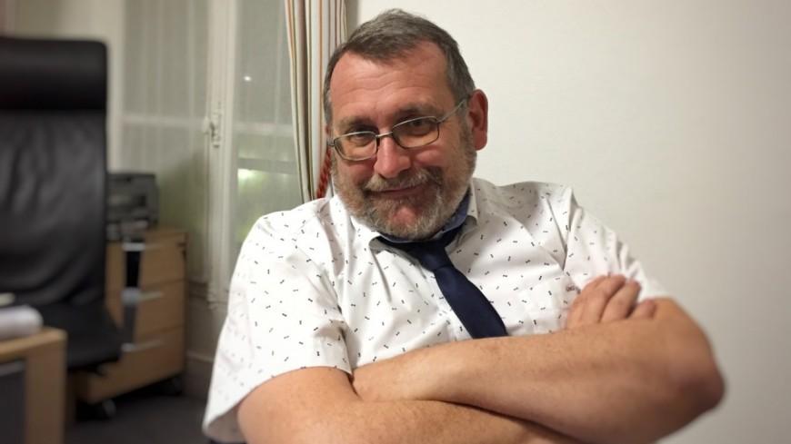 Hautes-Alpes : Joël Giraud apporte son soutien à l'Ecole de Saint Firmin