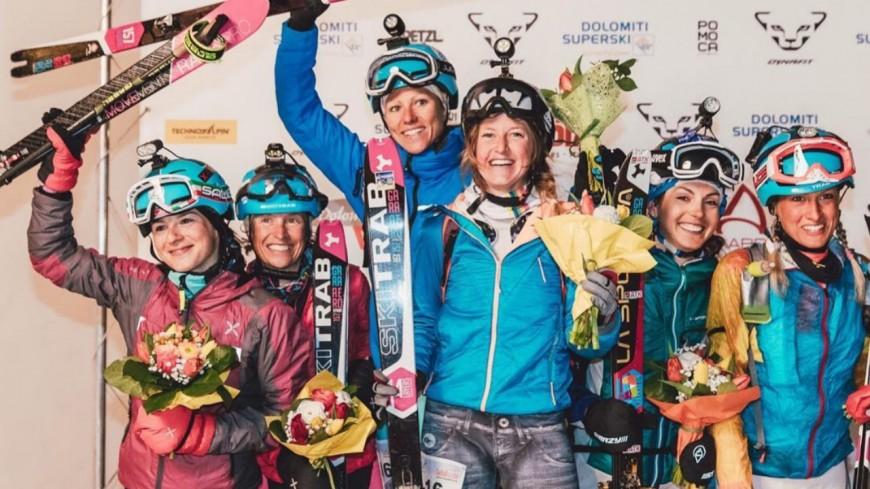 Hautes-Alpes : Laetitia Roux, après le Pierra Menta , la Sellaronda avec un record à la clef