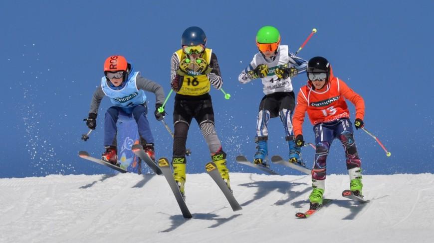 Hautes-Alpes : 450 jeunes prodiges aux Ski Games d'Orcières