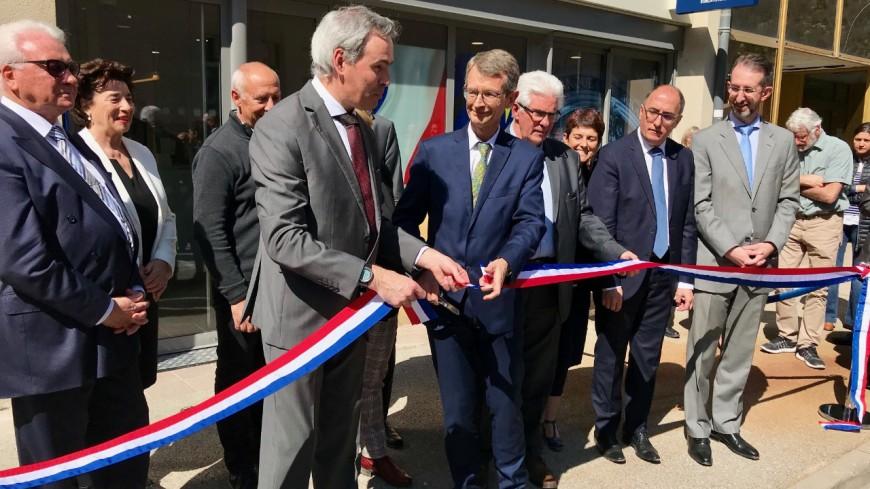Alpes de Haute-Provence : de nouveaux locaux pour la Banque de France
