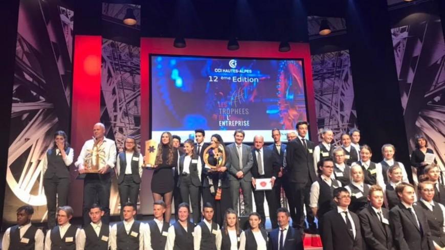 Hautes-Alpes : la 12 ème édition des Trophées de l'Entreprise a rendu son verdict