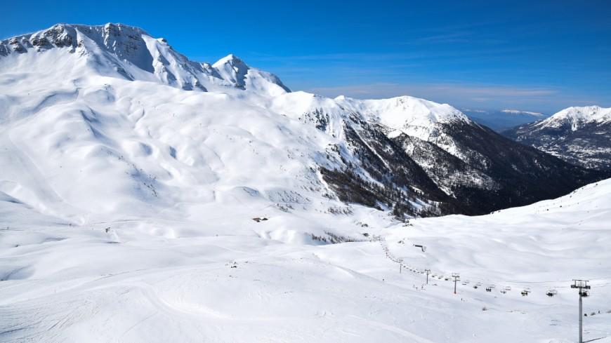 Hautes-Alpes : une ferme solaire à 2.400 mètres d'altitude à Risoul