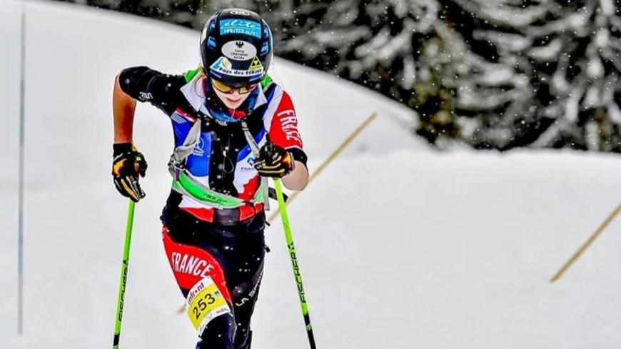 Hautes-Alpes : Mallaurie Mattana, l'étoile montante du ski alpinisme