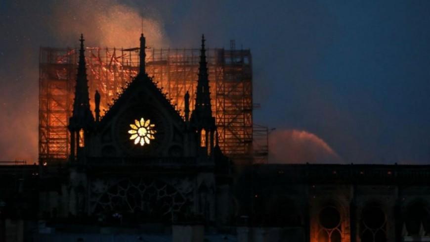 Alpes du Sud : incendie de Notre-Dame de Paris, « une catastrophe pour le patrimoine »