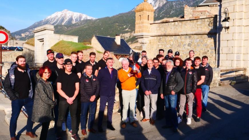 Hautes-Alpes : une réception en l'honneur des Diables Rouges