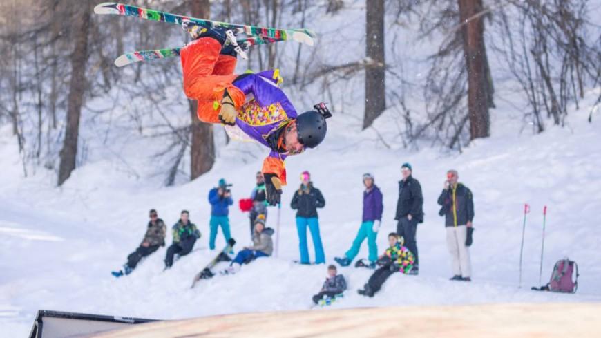 Hautes-Alpes : le ski vintage s'invite à Puy Saint Vincent
