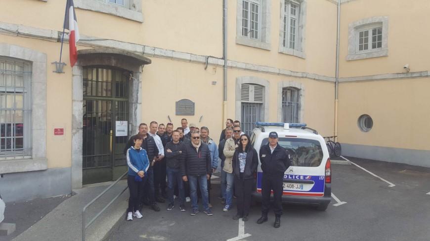 Alpes du Sud : les policiers mobilisés ce vendredi, ils demandent des mesures d'urgence