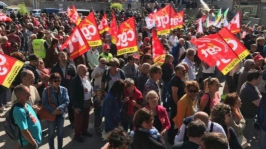 Hautes-Alpes : un 1er mai placé « sous le signe de la reconquête des acquis sociaux »